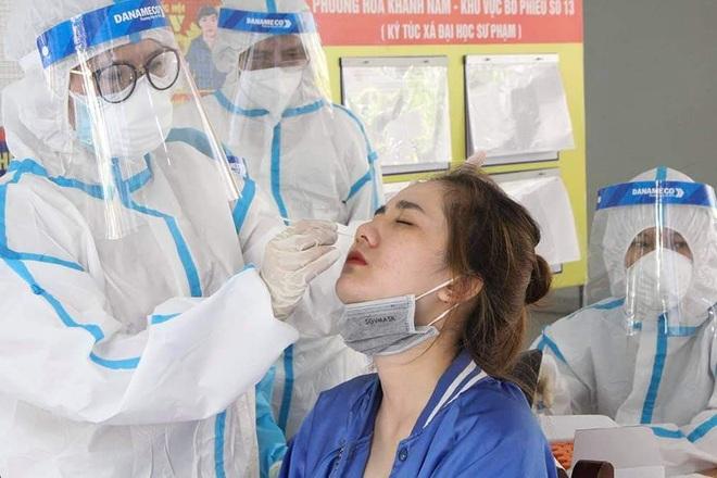 Bắc Giang: Phát sinh thêm 91 ca dương tính với SARS-CoV-2 - 1