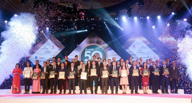 PV GAS vào danh sách 50 công ty niêm yết tốt nhất Việt Nam năm 2021 của Forbes Việt Nam - 1
