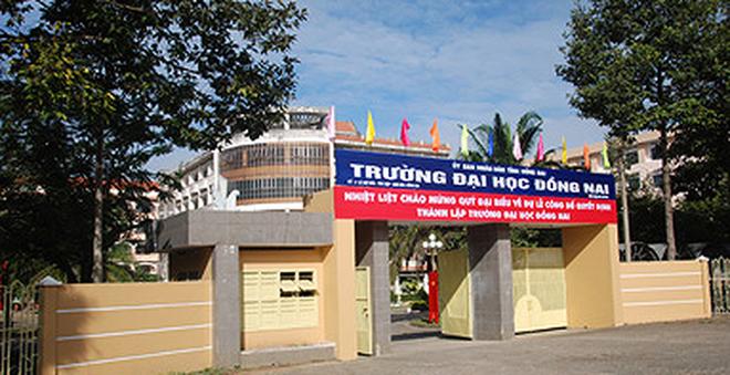 Thu chi sai hàng chục tỉ đồng, hiệu trưởng Đại học Đồng Nai bị cắt chức - 2