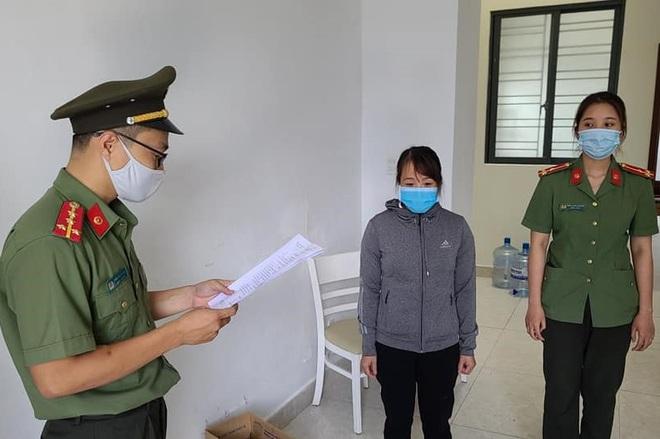 Khởi tố nữ giám đốc giúp chuyên gia Trung Quốc nhập cảnh trái phép - 1