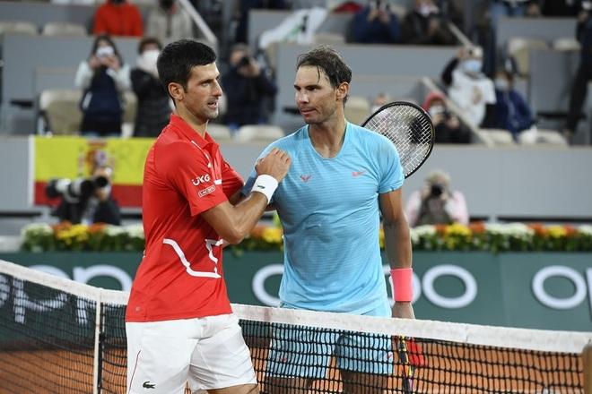 Djokovic có thể ngăn cản chuyến tàu một chiều Nadal? - 1