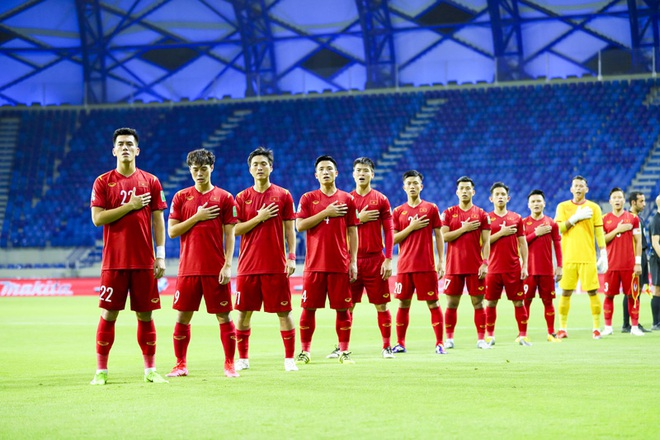 HLV Park Hang Seo chốt danh sách 23 cầu thủ quyết đấu Malaysia - 1