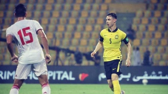 Chiều cao khủng của các tuyển thủ Malaysia - 2