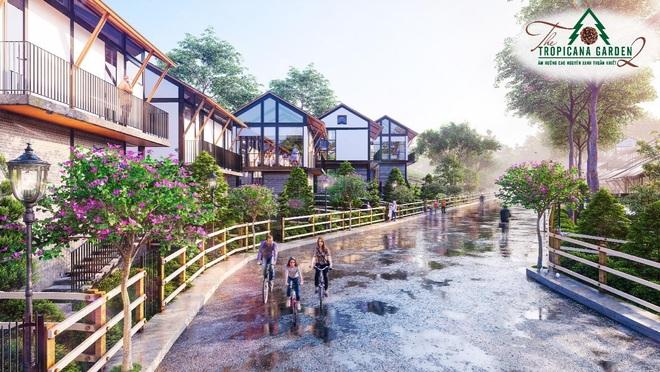 Bất động sản sinh thái Bảo Lộc: Dấu ấn biệt thự sinh thái - 2