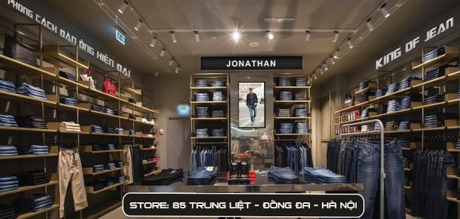 JONATHAN: Thương hiệu thời trang nam đẳng cấp đánh thức gu thời trang phái mạnh - 1