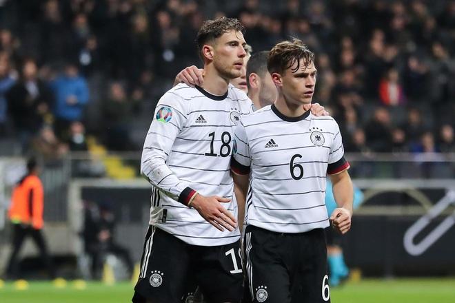 Đội tuyển Đức mất ngôi sao ở cuộc đối đầu với Pháp - 1