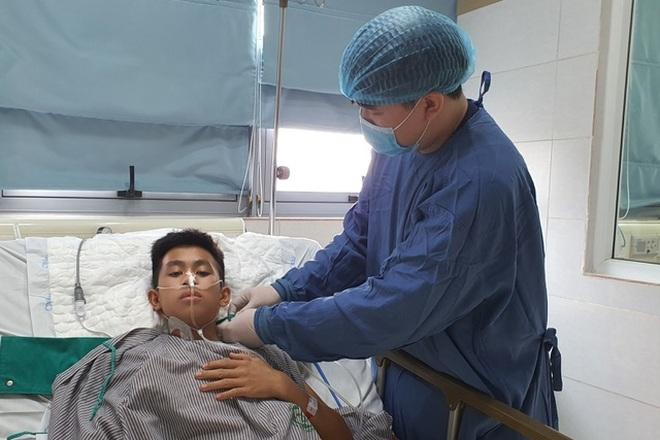 Chàng trai mắc viêm cơ tim được bạn đọc giúp đỡ đã khỏi bệnh và xuất viện - 3