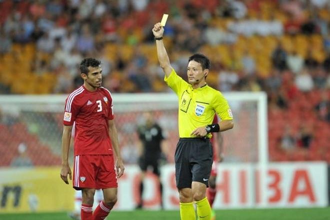 Trọng tài người Nhật Bản điều khiển trận tuyển Việt Nam gặp Malaysia - 1