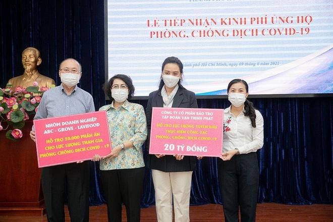 Tập đoàn Vạn Thịnh Phát tiếp tục ủng hộ 20 tỷ đồng phòng chống dịch Covid-19 - 1