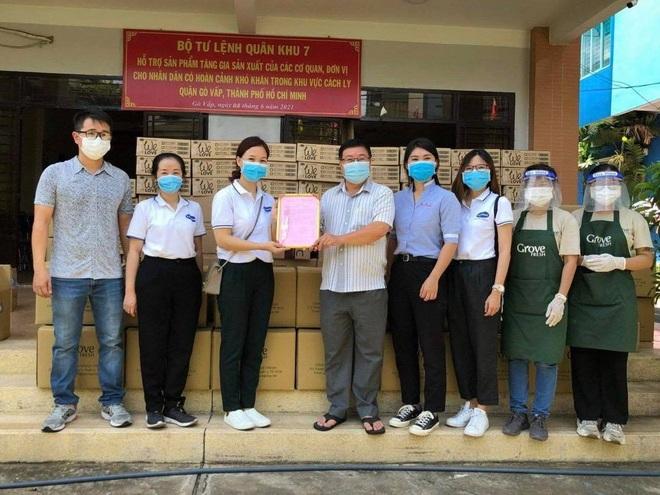 Tập đoàn Vạn Thịnh Phát tiếp tục ủng hộ 20 tỷ đồng phòng chống dịch Covid-19 - 3