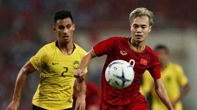Tỷ lệ độc giả AFC đặt niềm tin vào đội tuyển Việt Nam áp đảo Malaysia - 1