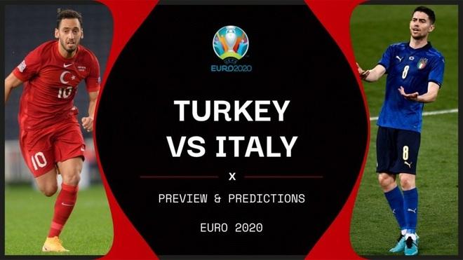 Italia thắng đậm Thổ Nhĩ Kỳ với sức mạnh hủy diệt - 2