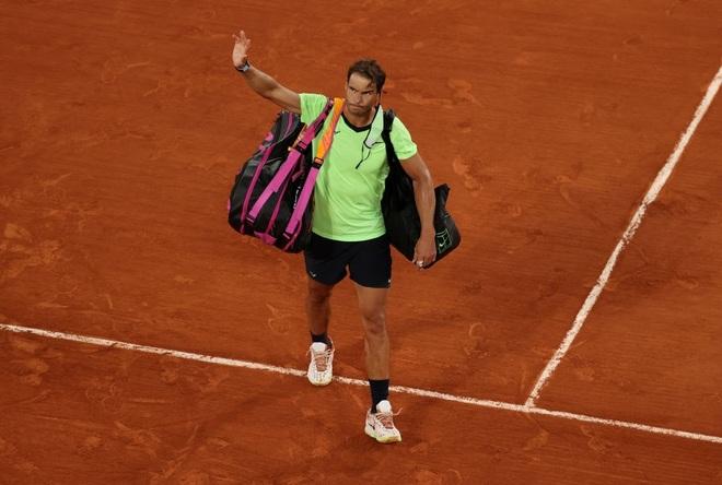 Thua Djokovic, Nadal trở thành cựu vương của Roland Garros - 1