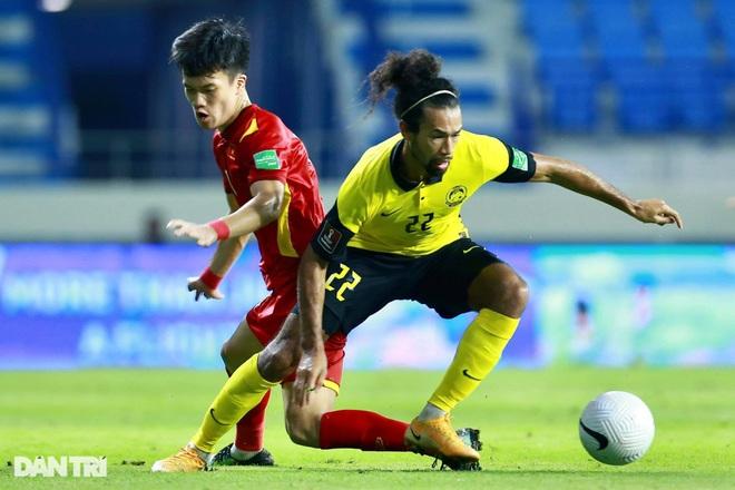 HLV Malaysia: Chúng tôi không may mắn khi thua đội tuyển Việt Nam - 1
