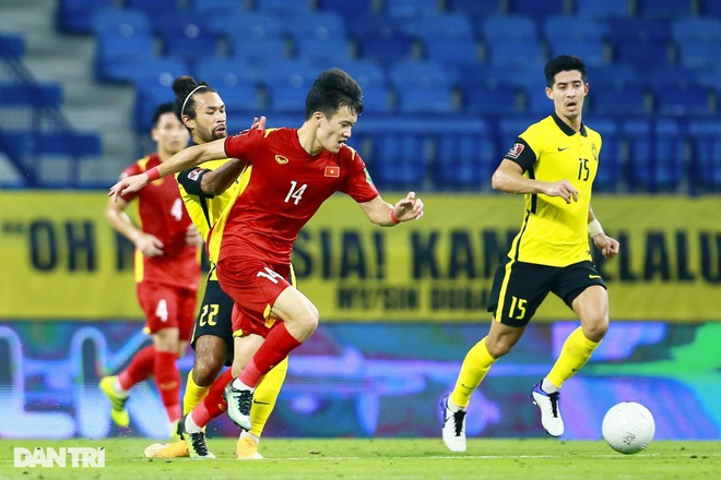 Cầu thủ nào chơi hay nhất của đội tuyển Việt Nam ở trận gặp Malaysia? - 3