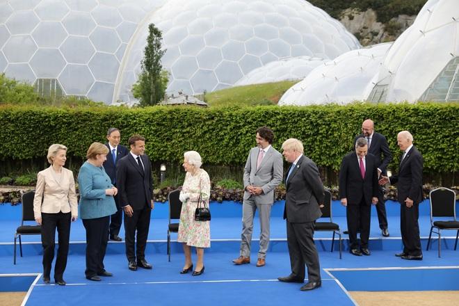 Ảnh hậu trường cuộc gặp gỡ của lãnh đạo G7 sau 2 năm đại dịch - 11
