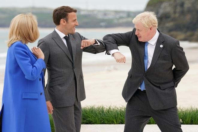 Ảnh hậu trường cuộc gặp gỡ của lãnh đạo G7 sau 2 năm đại dịch - 8