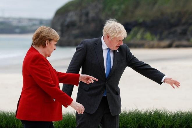 Ảnh hậu trường cuộc gặp gỡ của lãnh đạo G7 sau 2 năm đại dịch - 3