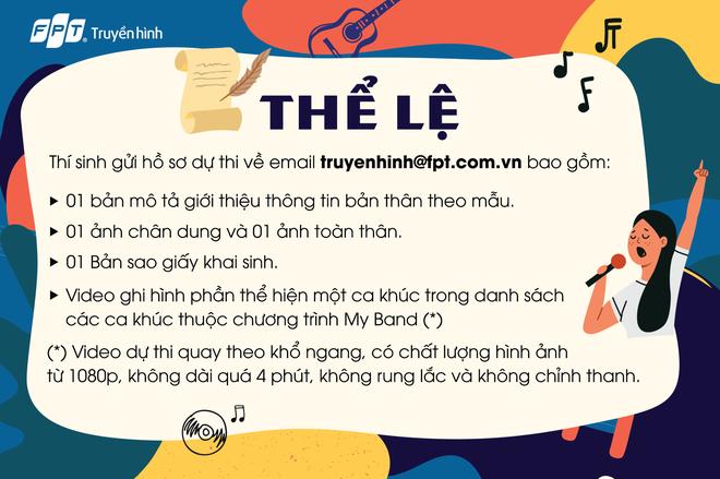 Chính thức phát động cuộc thi ca hát dành cho khán giả Truyền hình FPT - 4