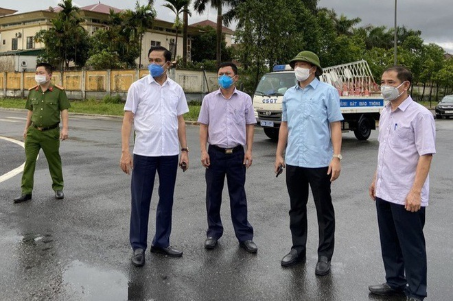 Chủ tịch Hà Tĩnh: Dịch Covid-19 đang trong tầm kiểm soát! - 1