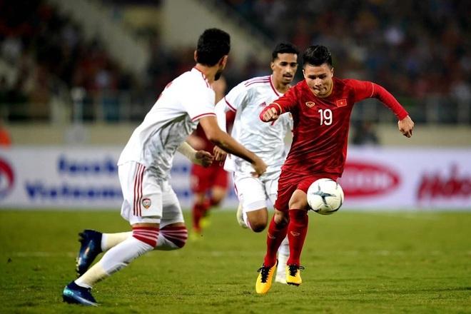 BLV Quang Huy: Đội tuyển Việt Nam đủ sức chiến thắng UAE - 3