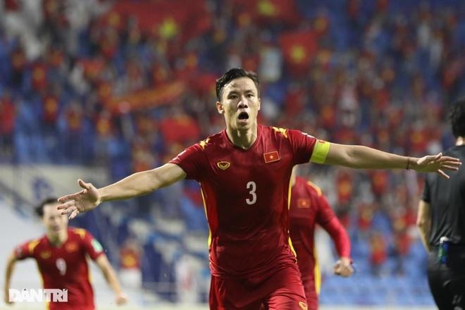 Đội tuyển Việt Nam vẫn sáng cửa đi tiếp nếu đứng thứ hai bảng G - 1