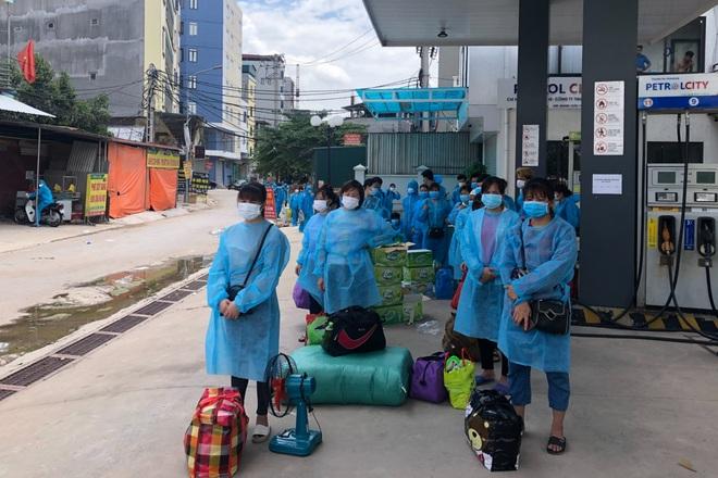 Các tỉnh sẵn sàng chia lửa với Bắc Giang đón 30.000 công nhân - 2