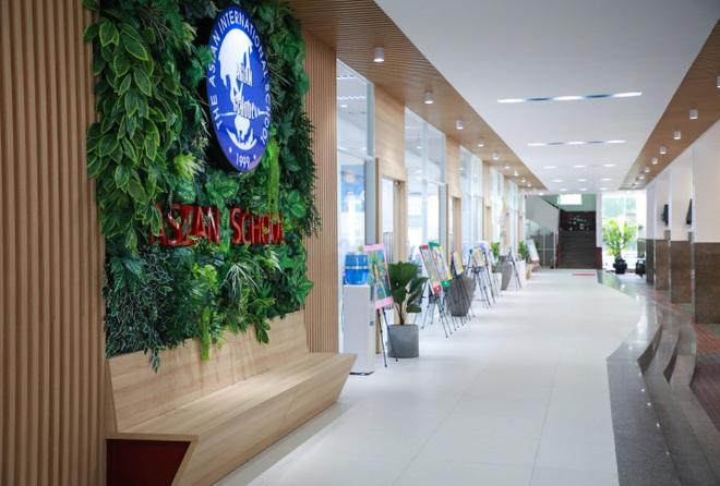 Asian School tiếp tục đầu tư cơ sở vật chất cho năm học mới - 3