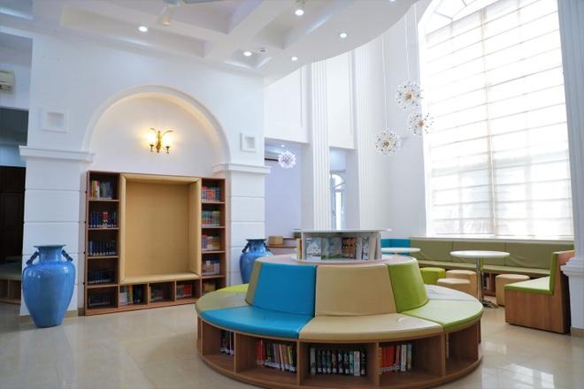 Asian School tiếp tục đầu tư cơ sở vật chất cho năm học mới - 4