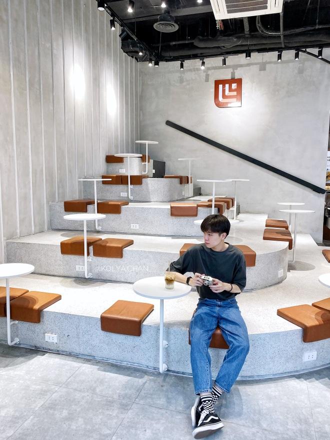 Quán cà phê thiết kế kiểu ruộng bậc thang độc đáo ở Hà Nội - 7