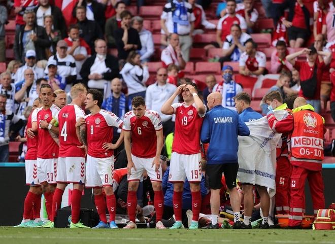 Eriksen được trao giải cầu thủ hay nhất trận Đan Mạch gặp Phần Lan - 2