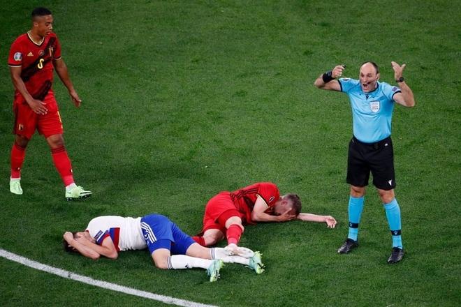 Ngôi sao tuyển Bỉ chia tay Euro 2020 do chấn thương nghiêm trọng - 2