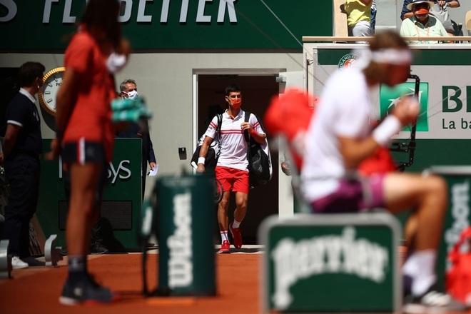 Những khoảnh khắc Djokovic vượt qua Tsitsipas để vô địch Roland Garros - 2
