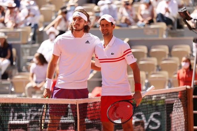 Những khoảnh khắc Djokovic vượt qua Tsitsipas để vô địch Roland Garros - 3