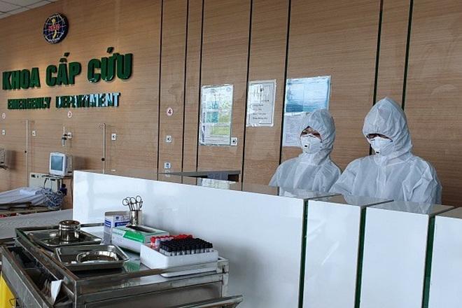 Ca Covid-19 thứ 59 tử vong là bệnh nhân ở Bắc Ninh - 1