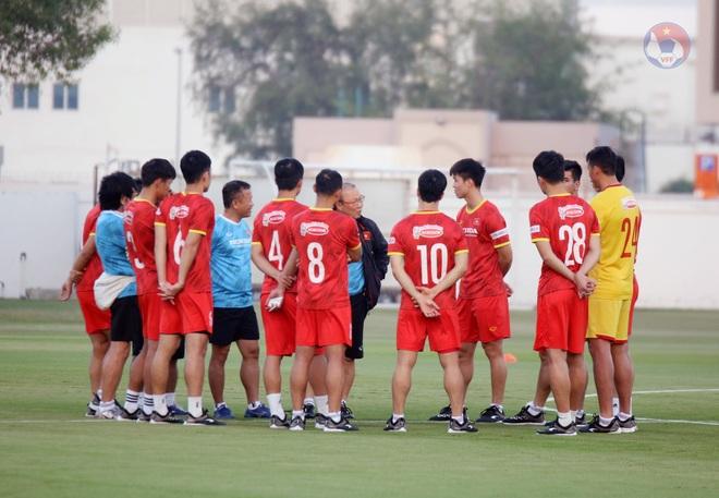 Tuấn Anh khó đá trận UAE, Quang Hải được HLV Park gặp riêng - 1