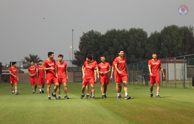 Tuấn Anh khó đá trận UAE, Quang Hải được HLV Park gặp riêng - 3