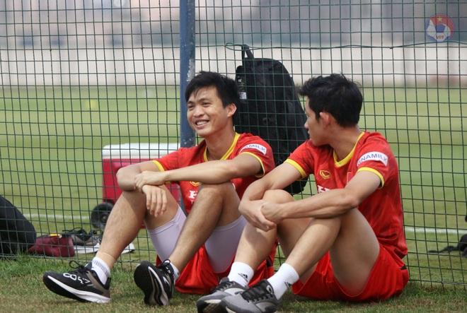 Tuấn Anh khó đá trận UAE, Quang Hải được HLV Park gặp riêng - 4