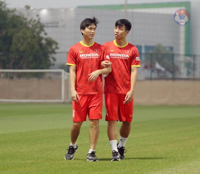 Tuấn Anh khó đá trận UAE, Quang Hải được HLV Park gặp riêng - 5