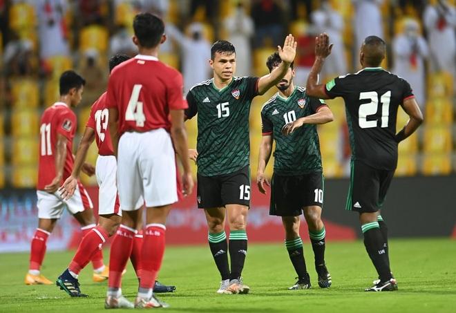 Ngôi sao UAE tiết lộ bí quyết làm nên sức mạnh của đội nhà - 1