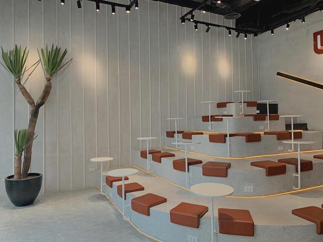 Quán cà phê thiết kế kiểu ruộng bậc thang độc đáo ở Hà Nội - 5