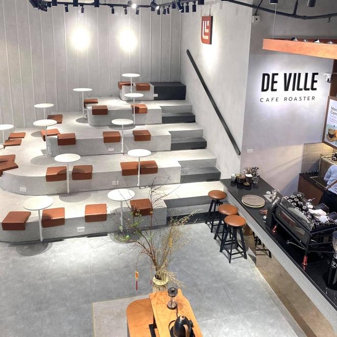 Quán cà phê thiết kế kiểu ruộng bậc thang độc đáo ở Hà Nội - 6