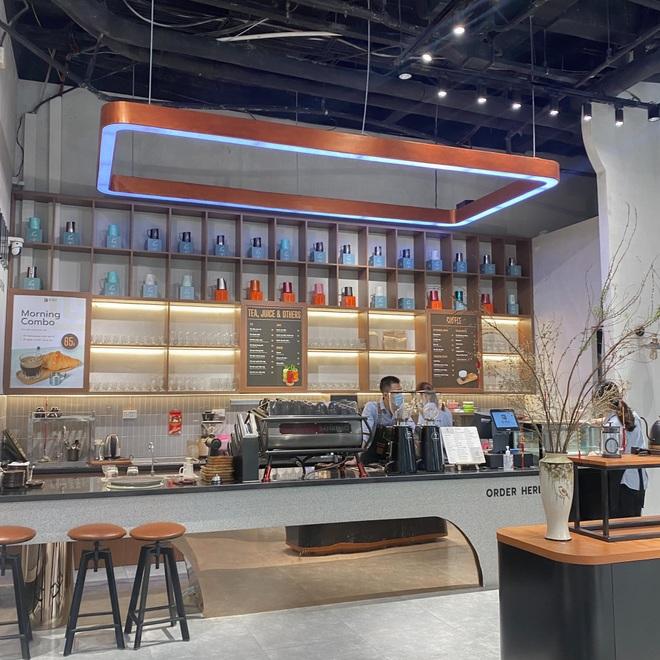 Quán cà phê thiết kế kiểu ruộng bậc thang độc đáo ở Hà Nội - 4