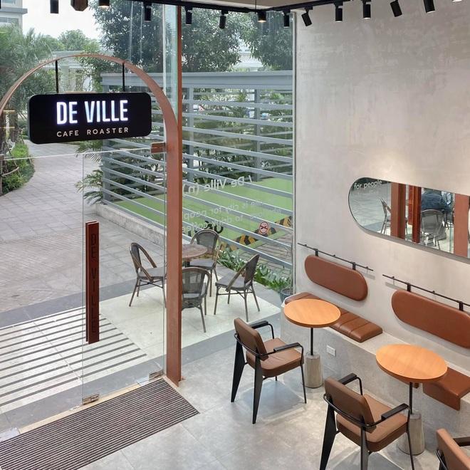 Quán cà phê thiết kế kiểu ruộng bậc thang độc đáo ở Hà Nội - 1