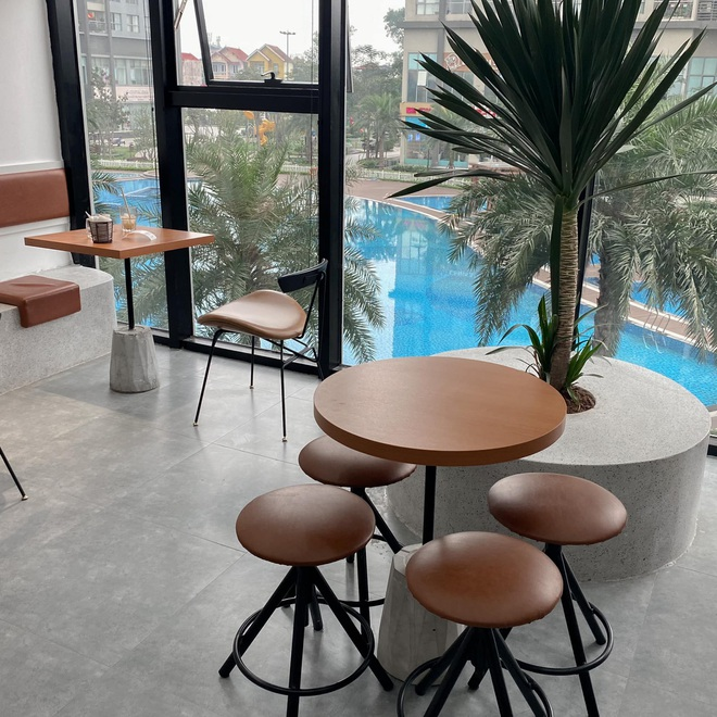 Quán cà phê thiết kế kiểu ruộng bậc thang độc đáo ở Hà Nội - 8