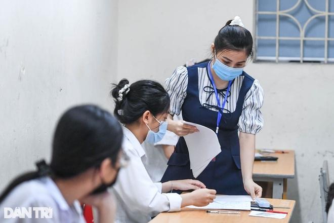 Hà Nội: Sẽ công bố điểm thi tuyển sinh lớp 10 THPT trước ngày 1/7