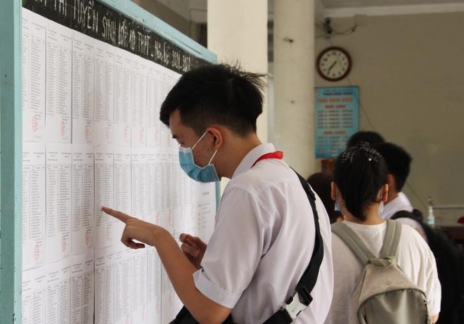 Đà Nẵng: Lấy mẫu xét nghiệm Covid-19 cho hơn 13.000 thí sinh thi vào lớp 10 - 1
