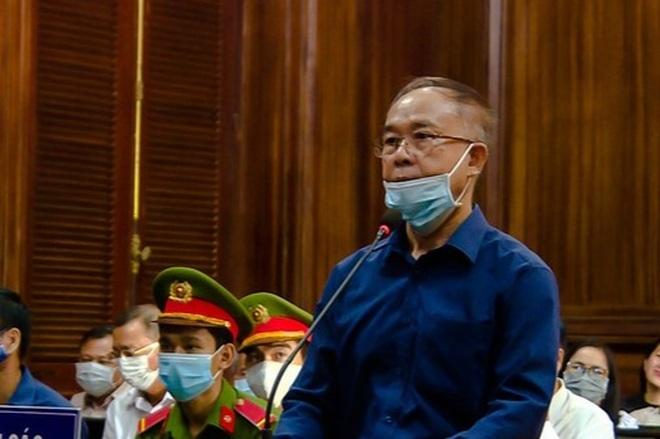 Ông Nguyễn Thành Tài xin miễn truy cứu trách nhiệm hình sự - 1