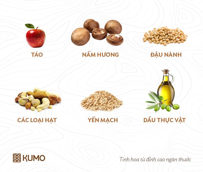 6 thực phẩm hàng đầu giúp giảm cholesterol bạn nên ăn hàng ngày - 1