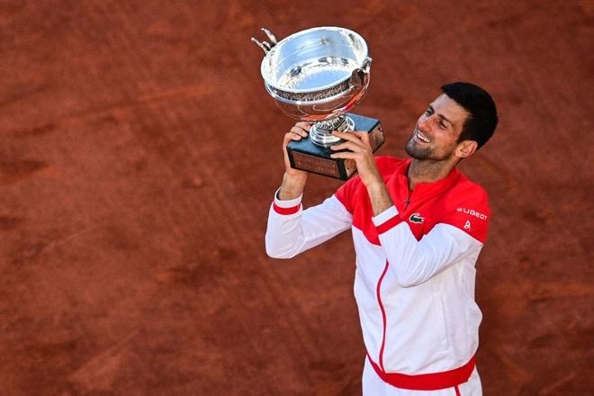 Ngược dòng thần kỳ, Djokovic vô địch Roland Garros 2021 - 1